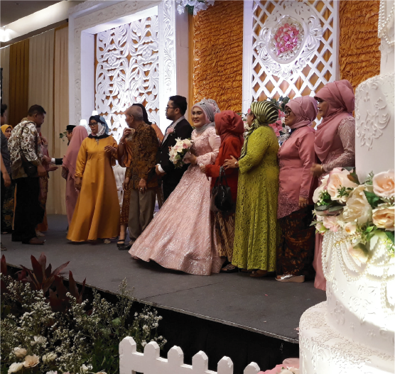 Dhila Wedding